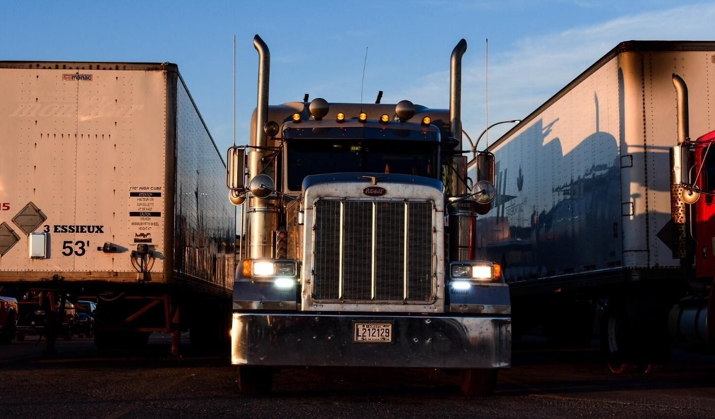 Pro Tips for Backing up Tractor – Trailer